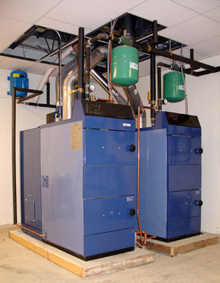 Hydronics for High-Efficiency Biomass Boilers workshop @ Queensbury Hotel