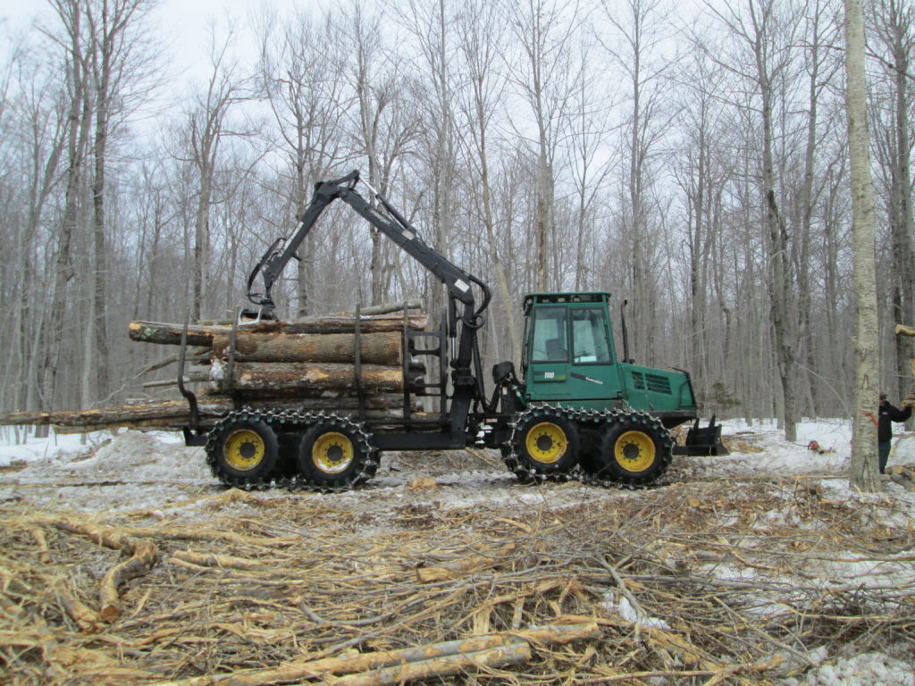 Chapter 132 Workshop for Licensed Timber Harvesters @ Athol Public Library