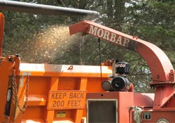 Wood Chipper Operation & Safety Training @ MassDOT District I