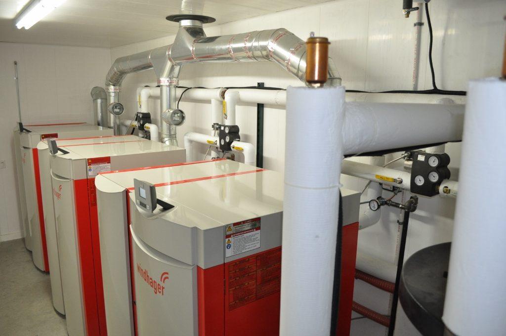Pellet Boiler Boot Camp @ Olver Design Building