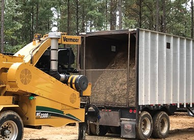 Woody Biomass Operations and Production webinar @ online