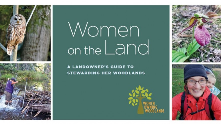 Women on the Land:  Active Stewardship @ online